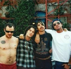 John Frusciante, Anthony Kiedis, Chad Smith, Soul To Squeeze, Foo Fighters Nirvana, Children Of Bodom, Bullet For My Valentine, Hottest Chili Pepper, Super Secret