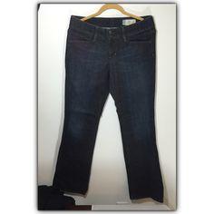 GAP Curvy Stretch Jeans GAP Curvy Stretch Jeans Size 8 Long GAP Jeans Boot Cut