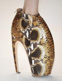 Snake Appeal -mcqueen