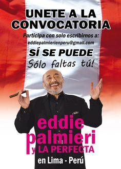 Expresión Latina: Soñando despierto: Eddie Palmieri en el Perú