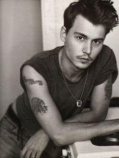 Johnny Depp @Joanne bottoms
