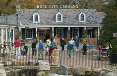 Lookout Mountain Area Attractions - Rock City, Chattanooga, the Capt & I were here Oct 2013..