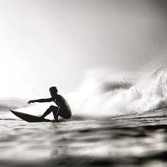 """Silhouette Surfer. Great DOF."""