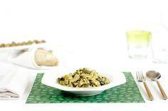 Cómo hacer zarangollo murciano en Crock Pot o slow cooker. Receta paso a paso. Recetas de cocina española para tu olla de cocción lenta.