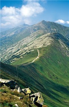 The natural Low Tatras, a mountain range in central Slovakia Great Places, Places To See, Beautiful Places, Bratislava, Places Around The World, Around The Worlds, Heart Of Europe, Central Europe, Adventure Is Out There