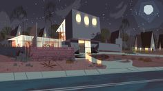 Kevin Dart blends modern sci-fi with classic '60s style | The Verge