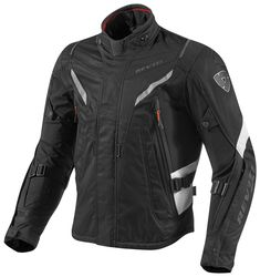 The REVIT Vapor Jacket is distinguished from other all-weather sport touring…