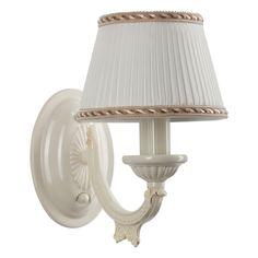 Lampada da parete con barattolo Kilner come paralume, stile vintage ...
