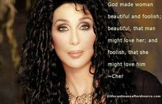 Cher - wise words