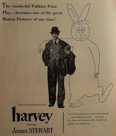 Harvey ..Jimmy Stewart
