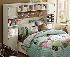 inspiration bedrooms for teen girls