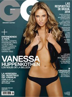 Vanessa Huppenkothen At GQ Mexico June 2014