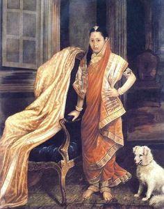 Painting Raja Ravi Varma