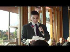 ▶ Steve's Hilarious Best Man Speech - YouTube