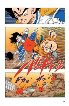 Read Dragon Ball Full Color - Saiyan Arc Chapter 42 Page 5 Online For Free Dbz Manga, Manga Dragon, Dragon Ball Z, Kai, Dbz Images, Manga Love, Fan Art, Anime Screenshots, Manga Games