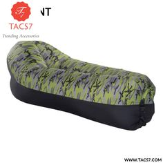 Norent The Inflatable mattress with pillow Outdoor camping air bed cushion for rest Sleeping Mat Lazy Bag New shape Portable