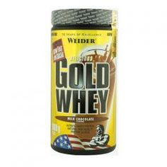 Weider Gold Whey 908 gr Whey Protein, Container, Gold