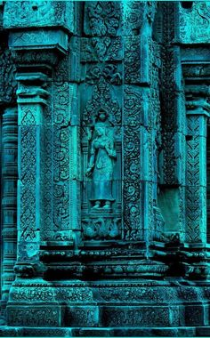 Turquoise Antiquity. I have no other information - like where or exactly when. But it's beautiful.