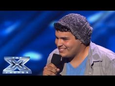 ▶ Carlos Guevara's Struggles Won't Hold Him Back - THE X FACTOR USA 2013 - YouTube