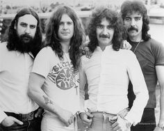Black Sabbath w/ Ozzy and Bill Ward