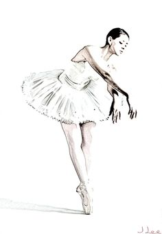 The dancer is my Edgar Degas inspired body of work in pastel.