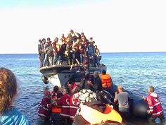 No comment... A shocking letter by a teacher from Lesvos