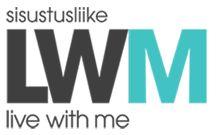 Logo Sisustusliike LIVE WITH ME