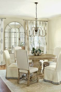 Mirror   Decorating With Neutrals U0026 Washed Color Palettes   Mix Metals