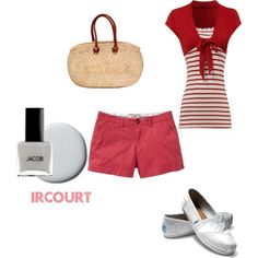 Summer, created by ircourt on Polyvore