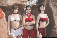 Fire Nation (Avatar) | Colossalcon 2017 #Cosplay Photo by DTJAAAAM