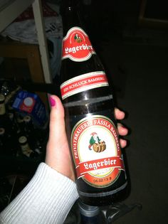 Lagerbier from Bamberg