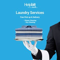 Free Pick up & Delivery. Dry Cleaning Business, Laundry Business, Laundry Company, Laundry Shop, Laundry Delivery Service, Laundry Service, Laundry Logo, Laundry Design, Pressing
