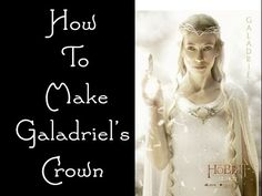 Galadriel's crown video tutorial