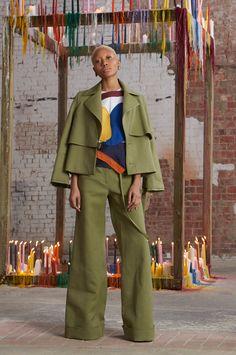 Rosie Assoulin Fall 2016 Ready-to-Wear Fashion Show