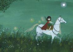 Artist Julie Morstad on finding inspiration for her illustrations ...