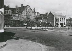 Callendar Riggs Looking towards Silver Row c1950's
