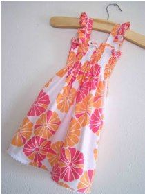Shared with you.: Shirr Thing For Spring: Mini Series Day 1 : Shirring Basics and The Sun Dress Toddler Dress Patterns, Sewing Patterns For Kids, Dress Sewing Patterns, Sewing Ideas, Clothes Patterns, Sundress Tutorial, Sundress Pattern, Little Girl Dresses, Girls Dresses