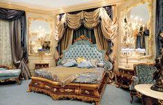 Beautiful Luigi XV Bedroom Suite♪ƸӜƷ❣ 🎬🖤 ♛♪ ✿ ❀¸¸¸. Luxury Rooms, Luxury Decor, Luxurious Bedrooms, Bedroom Furniture Uk, Home Decor Bedroom, Living Room Decor, Decor Interior Design, Interior Design Living Room, Room Interior