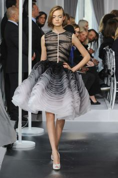 Dior's Haute Couture spring 2012