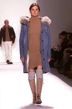 Michael Kors Collection Fall 2002 Ready-to-Wear Fashion Show - Michael Kors, Anouck Lepère
