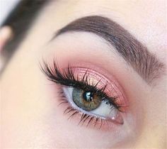 50 Perfect Natural Eye Makeup Ideas For Spring - Page 25 of 50 . - 50 Perfect Natural Eye Makeup Ideas For Spring – Page 25 of 50 – Makeup – - Light Eye Makeup, Dramatic Eye Makeup, Makeup Eye Looks, Colorful Eye Makeup, Eye Makeup Tips, Eyeshadow Makeup, Makeup Ideas, Makeup Trends, Yellow Eyeshadow