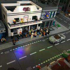 """Come join myself & @bigbbricks tonight at 10pm EST on the """"That Other Lego Show"""" YouTube channel for some AFOL fun!  Special guest this week is @cheap_ass_bricks #lego #afol #livestream #youtube #legocity #newhell by zanybricks"""