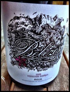 El Alma del Vino.: Bodegas Zugober Belezos Tinto Viticultura Ecológica 2011.