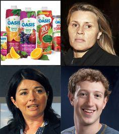 Jus Oasis - Ministre Line Beauchamp - Geneviève Sabourin- Mark Zuckerberg  L'ART DU SILENCE ET DE LA PAROLE...  Voir article complet  http://www.flickr.com/photos/lestudio1/6925042528/in/photostream