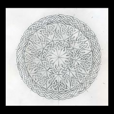 Celtic Knots 101 - Working in a Circle