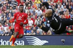 Sturridge scored twice in the second half for Liverpool