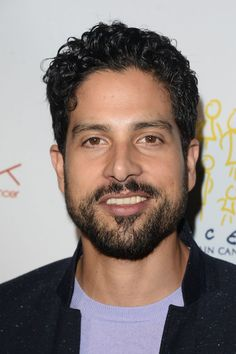 "Adam Rodriguez Photos Photos - Actor Adam Rodriguez arrives at ""The Beauty Book For Brain Cancer"" Edition 2 Launch Party at Le Jardin on December 2015 in Hollywood, California. - 'The Beauty Book For Brain Cancer' Edition 2 Launch Party - Arrivals Beautiful Men Faces, Most Beautiful Man, Hot Actors, Actors & Actresses, Luke Alvez, Michael Rodriguez, Wrath And The Dawn, Beauty Book, Hollywood California"