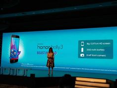 Honor Holly 3 is also here. It will be Honor India 's first #MakeInIndia phone. #DoubleTheActionWithHonor8 Huawei Technologies