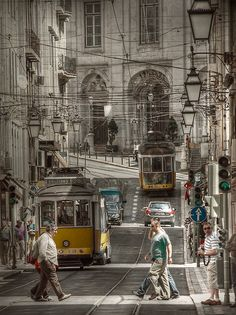 Baixa (downtown)