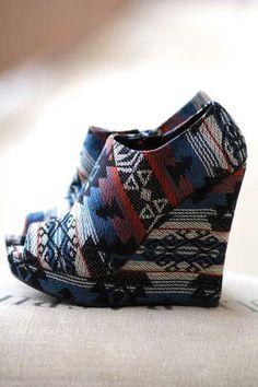 13.Dolgu Topuklu Ayakkabı Modeli